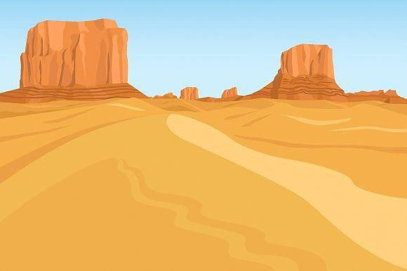 Desert Landscape Background Landscape Background Desert Background Desert Landscaping