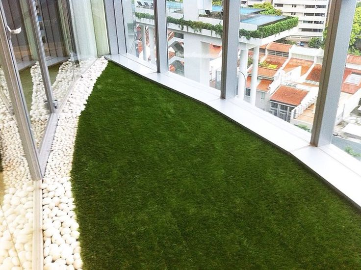 1000 images about balcony makeovers on pinterest for Balcony artificial grass