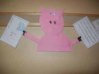 If You Give a Pig a Pancake --- writing + art!