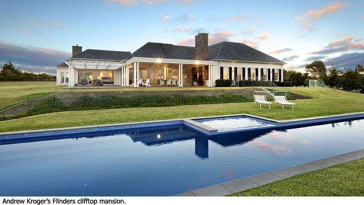 Mansion on a par with best