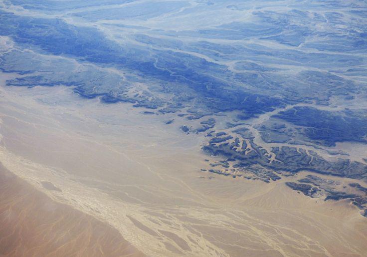 Flug über Ägypten, Foto: S. Hopp