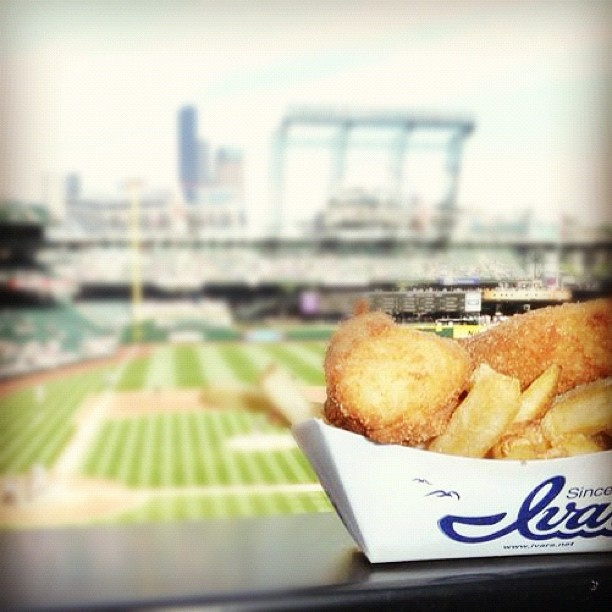 84 best images about safeco field food on pinterest for Best fish and chips in seattle