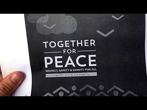 """International Day Of Peace: September 21, 2017: The Year Of """"Peace And Safety""""! - YouTube"""