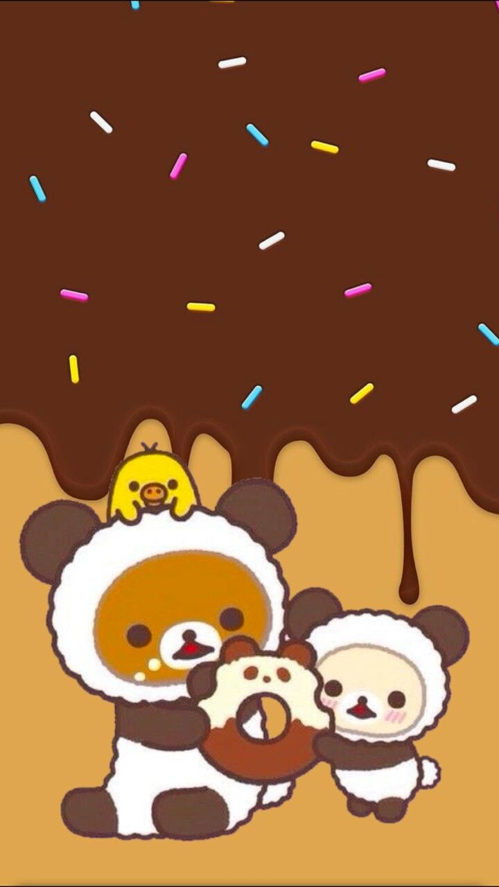 Cute Noodles Japanese Wallpaper Best 25 Rilakkuma Wallpaper Ideas On Pinterest Rilakuma