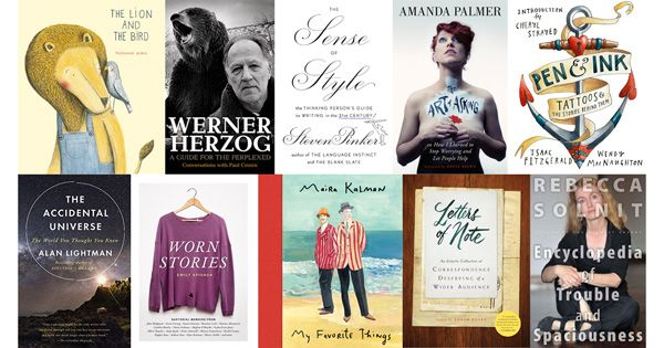 The Definitive Reading List of the 14 Best Books of 2014 Overall-Brain Pickings