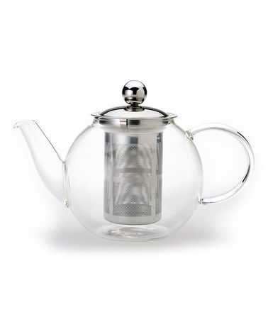 Look what I found on #zulily! 28-Oz. Glass Teapot & Infuser #zulilyfinds