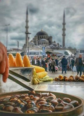 Love the many flavors you can taste everywhere in #IsTanBuL!
