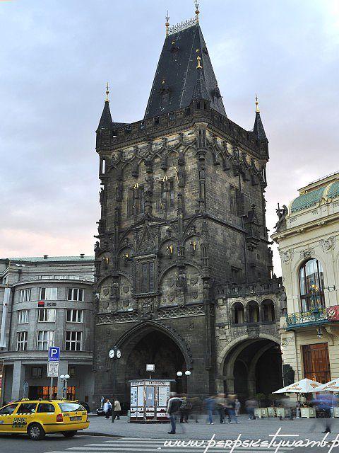Praha - Czechy -  www.perspektywamb.pl