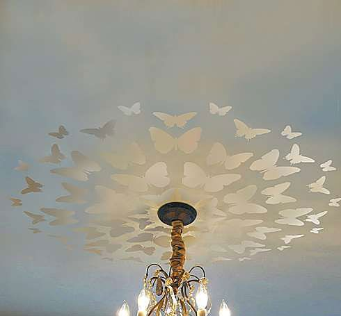 Cutting Edge Stencils - Butterfly Medallion Stencil. $39.95. See more Bird and Butterfly Stencils: