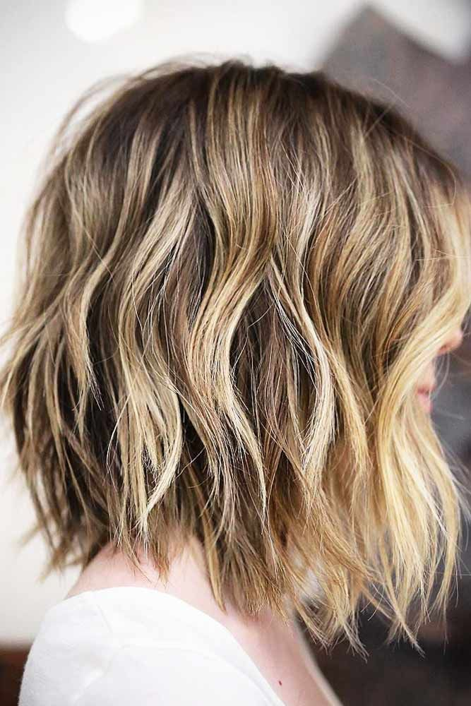 12++ Medium short hair cut ideas