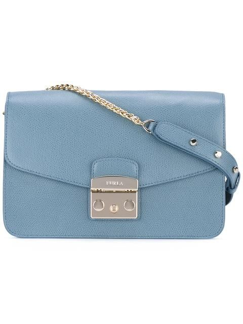 FURLA Metropolis shoulder bag. #furla #bags #shoulder bags #leather #