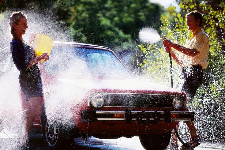 DIY car cleaning (interior & exterior): http://frugalliving.about.com/od/affordabletransportation/tp/Car_Cleaner_Recipes.htm