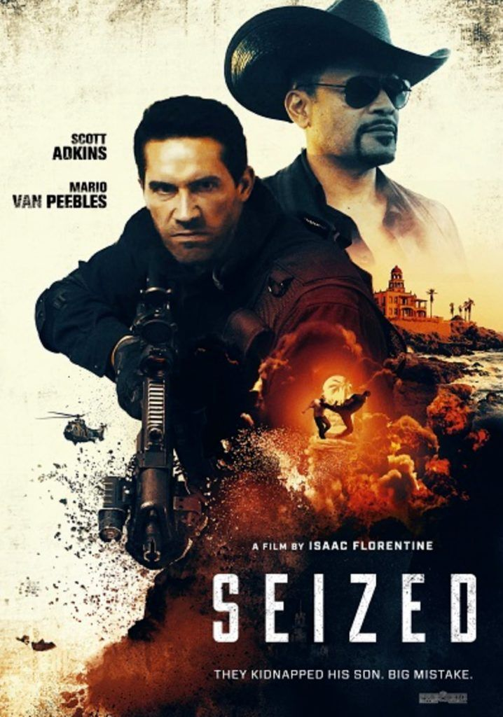 1st Trailer For Seized Movie Starring Scott Adkins Mario Van Peebles Vanndigital Scott Adkins Full Movies Movie Stars