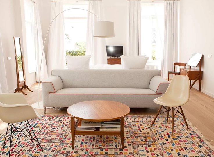 clean + rug