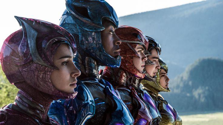 Watch Power Rangers Online - Movies