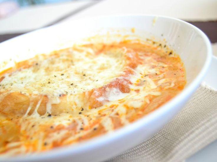 Francúzska cibuľačka, recept s názvom - Francúzska cibuľačka. Recept je zaradený do kategórie Zahusťované polievky, Polievky