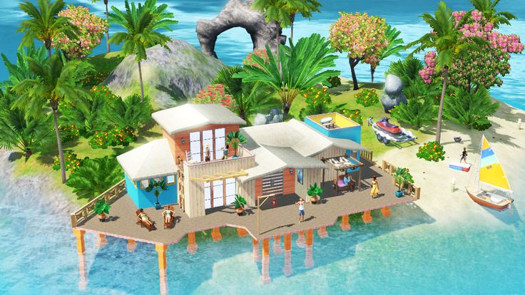 Desbloquea las islas escondidas en Los Sims 3 con este truco.  http://blog.mp3.es/como-desbloquear-las-islas-escondidas-en-los-sims-3-aventuras-en-la-isla/?utm_source=pinterest_medium=socialmedia_campaign=socialmedia #trucos #sims