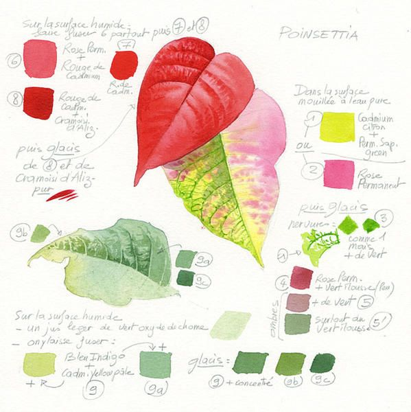 74 best Peinture images on Pinterest Drawings, Watercolor and