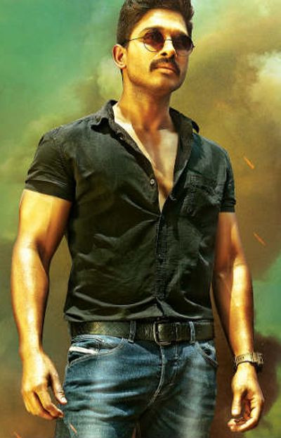 """Sarrainodu Movie releasing tomorrow ! Hoping the movie impresses everybody! Feeling Restless"""", is what Allu Arjun has to say about his tomorrow's release....Read More........"""