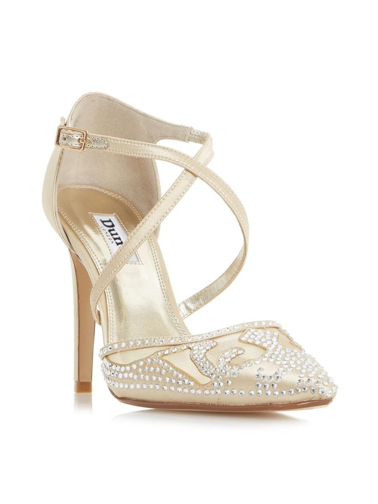 Buy your Dune Darlings Cross Strap Mesh Court Shoes online now at House of Fraser. Why not Buy and Collect in-store?
