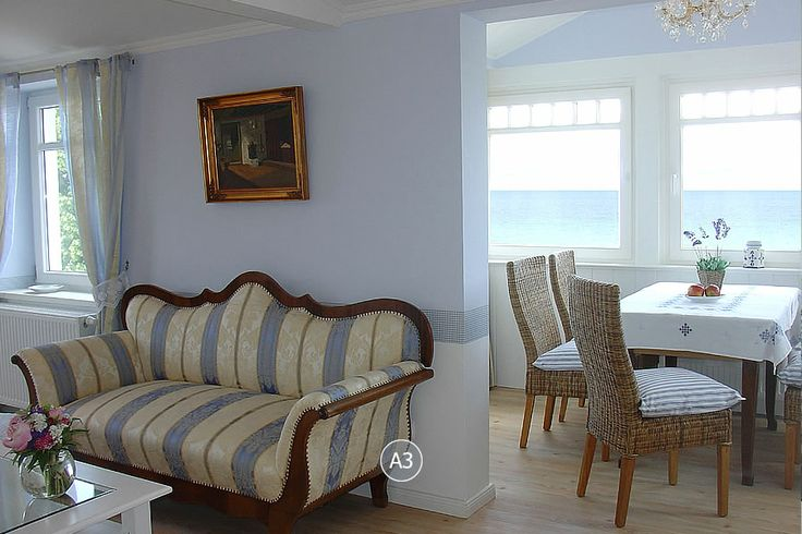 Ferienappartement in der Villa