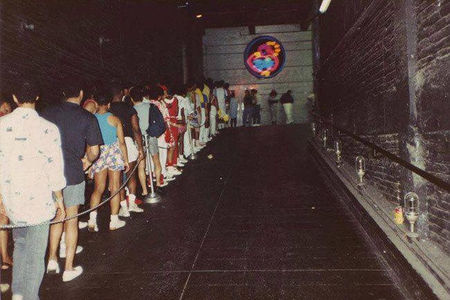 Entrance - Larry Levan's Paradise Garage '83