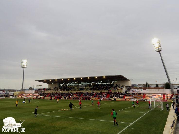 22.01.2017 CF Reus Deportiu – Real Club Deportivo Mallorca http://www.kopane.de/22-01-2017-fc-reus-deportiu-rcd-mallorca/  #Groundhopping #Fußball #fussball #football #soccer #kopana #calcio #fotbal #travel #aroundtheworld #Reiselust #grounds #footballgroundhopping #groundhopper #traveling #heutehiermorgenda #floodlights #Flutlicht #tribuneculture #stadium #thechickenbaltichronicles #DasWochenendesinnvollnutzen #CFReusDeportiu #Reus #RCDMallorca #Mallorca