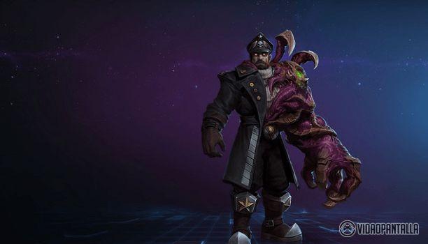 Un nuevo mal llega a Heroes of the Storm. Alexei Stukov llega al Nexo con un objetivo: venganza. El Almirante Infestado ya se encuentra disponible por 750 gemas o 15.000 de oro en el popular MOBA de Blizzard Heroes of the Storm. Se trata de un héroe de apoyo pero que su rol no te engañe: Stukov es un héroe que podría pasar por un guerrero especialista. Nos ha sorprendido bastante este personaje ya que no se trata del típico support que cura y no ataca.  Al contrario tener un Stukov en tu…