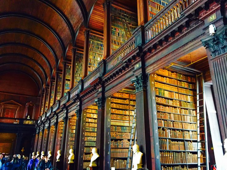 Dublin Library - a must see and a photographers dream. We spent a long time just wandering and staring (and enjoying the whisper quiet)