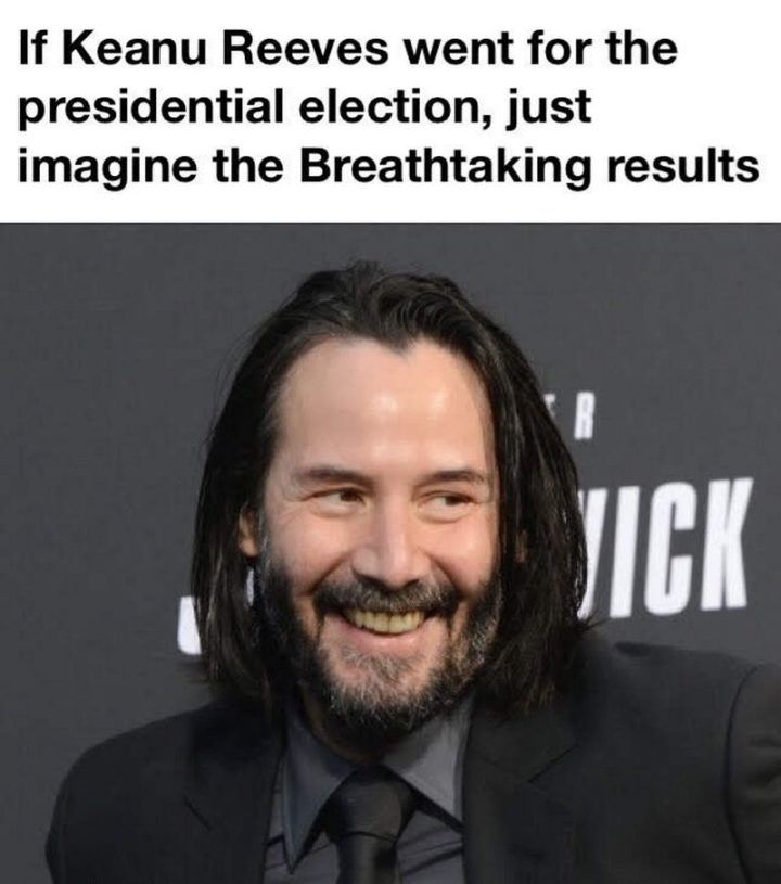 51 Keanu Reeves Memes That Are Simply Breathtaking Keanu Reeves Keanu Reeves Meme Celebrity Name Puns