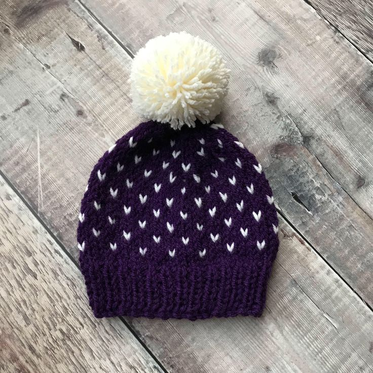 Baby bobble hat - kids winter beanie - Mini Pom Pom - Handmade childrens hat - Knitted bobble hat - baby gift by MamaAndFred on Etsy https://www.etsy.com/uk/listing/579791375/baby-bobble-hat-kids-winter-beanie-mini