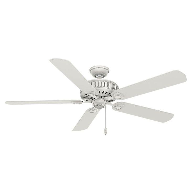 52 Casa Vieja Tropical Veranda Bronze Outdoor Ceiling Fan: 25+ Best Ideas About White Ceiling Fan On Pinterest
