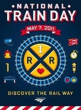 National Train Day |
