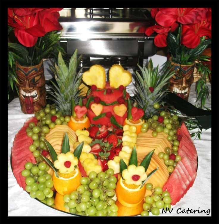 Wedding Reception Food Trays: 533 Best Images About Fruit Trays On Pinterest