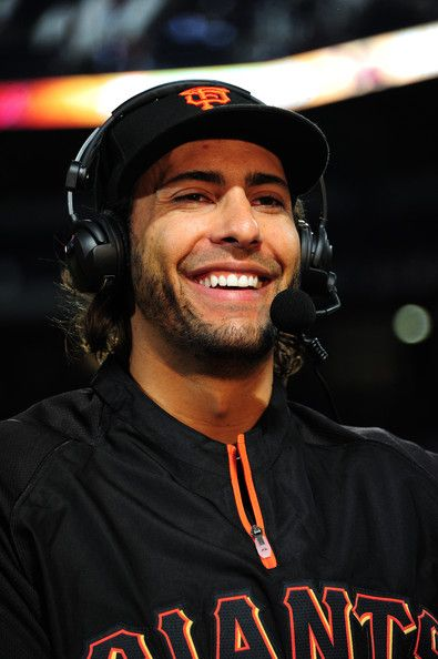 Morse... That smile
