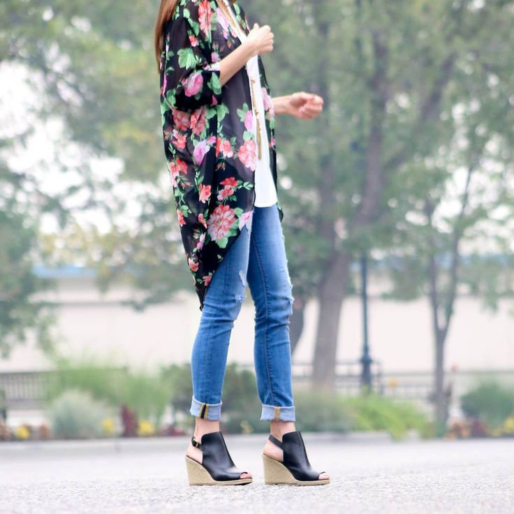 Floral Kimono - Magnolia Post Co
