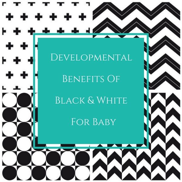 When it's time to decorate the nursery parents have lots of cool options.  Today kid's rooms are full of colors and fun themes. Parents often add some personal items and classic elements to create the perfect space for their new addition.  But, if you're looking for something that can also benefit your baby, you may want to consider a black-and-white theme. Here's why:   	   	Why Babies Prefer Black-and-White   	 	High contrasting colors - or those that are on opposite ends of the colo...
