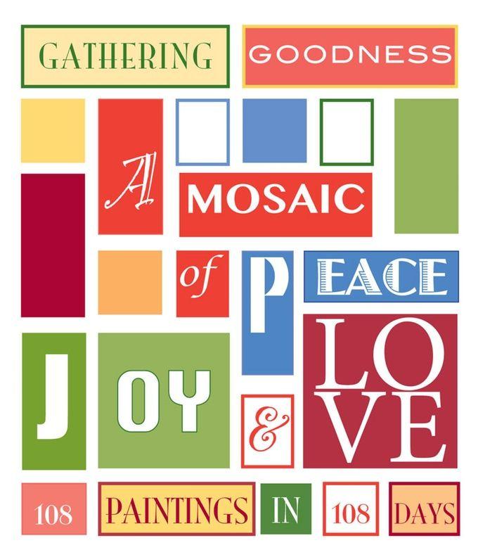 Gathering Goodness Mosaic