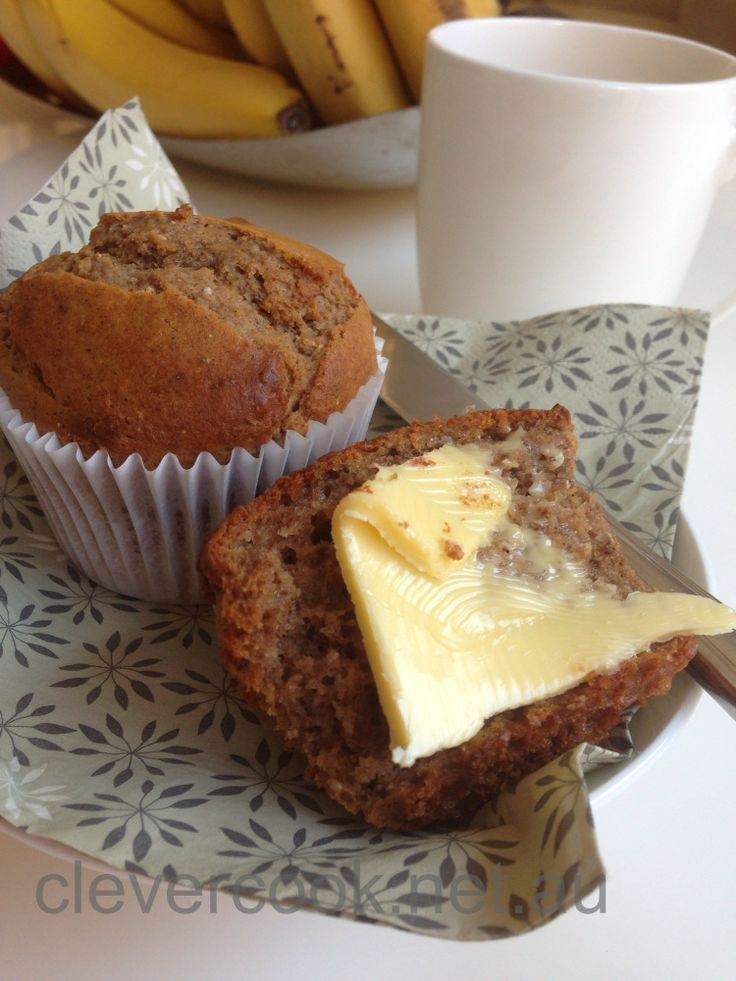 Banana Cake - Afternoon tea time!