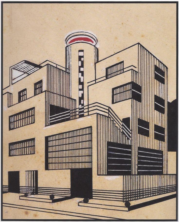 Favori 66 best Architectes MALLET STEVENS (Robert) images on Pinterest  BD03