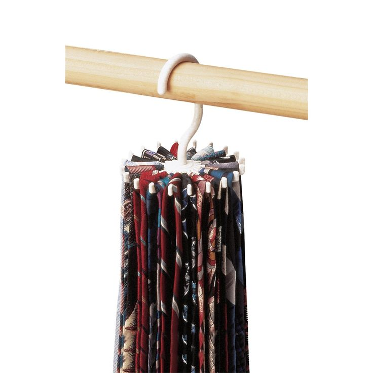 Best Tie Racks For Closets: 22 Best Images About Organize Ties On Pinterest