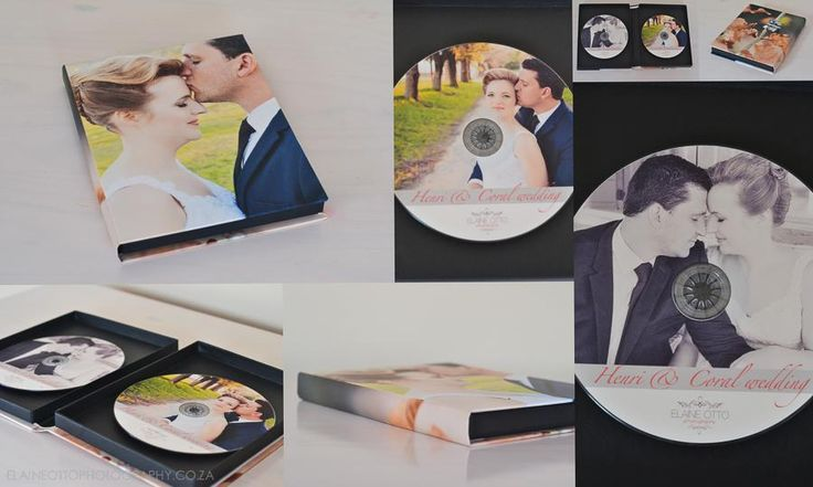 Personalised DVD Box - http://coffeetablebooks.co.za/personalised-dvd-box/
