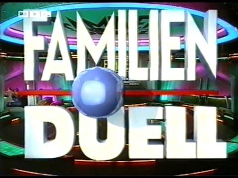 Familien Duell - 12.11.1992 - YouTube