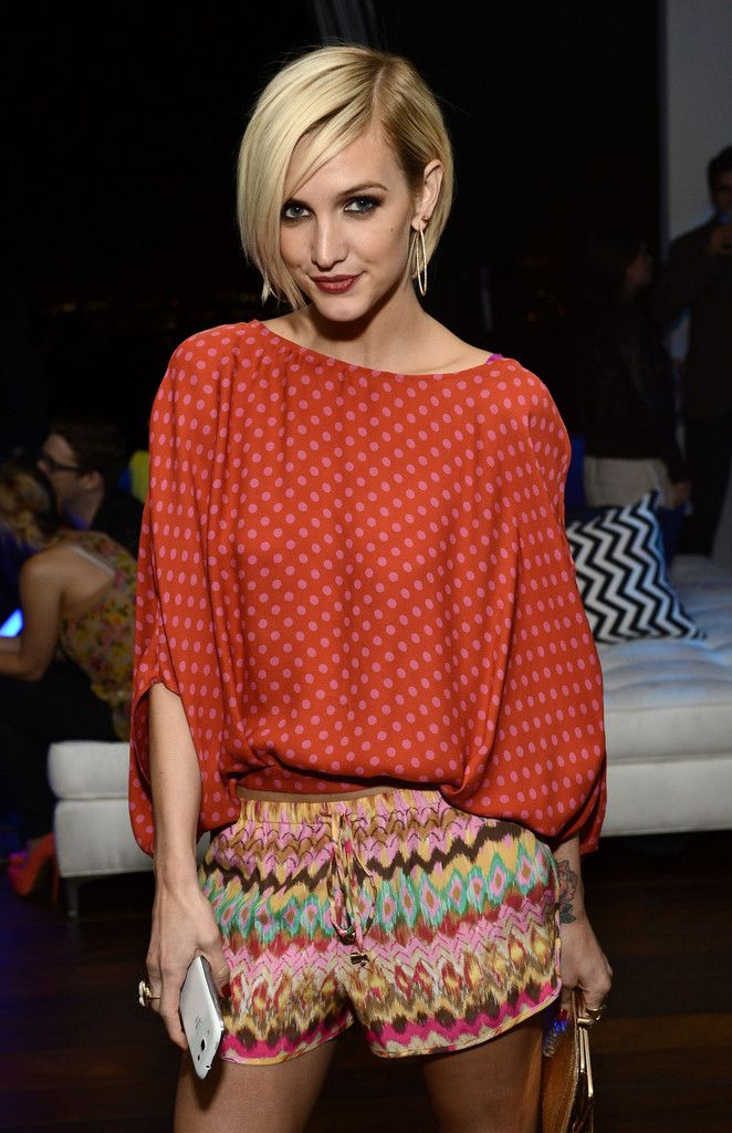 Ashlee Simpson Photos: Samsung Galaxy S III Launch Event In Los Angeles