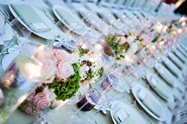 Matrimonio.it   #Idea per #centrotavola originale by Wedding planner a Pordenone con Magnolia Wedding & Events Planner di Livia de Vita