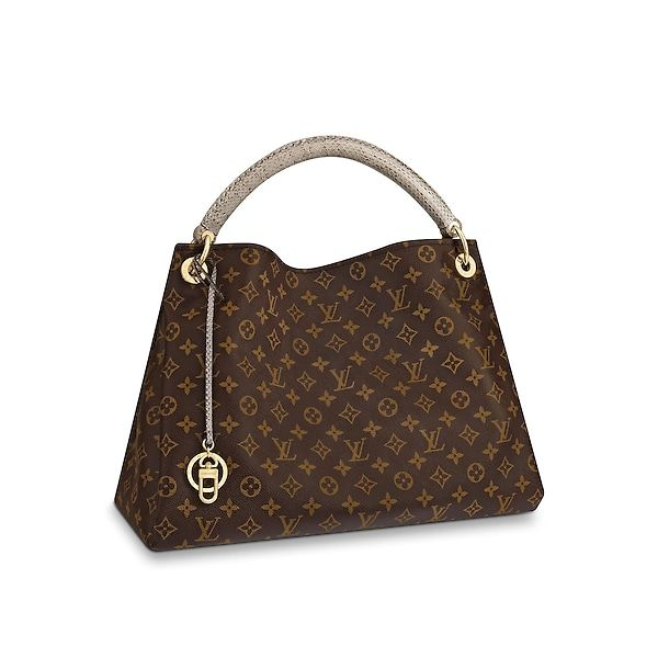 6b621f0828ff ARTSY MM Monogram Empreinte Leather - HANDBAGS