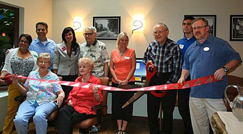Senior Living Communities Connect with Social Networking