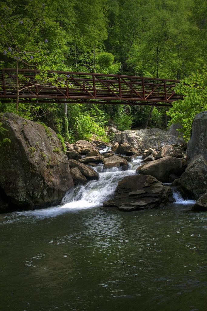 9. Kaymoore Trail in the New River Gorge