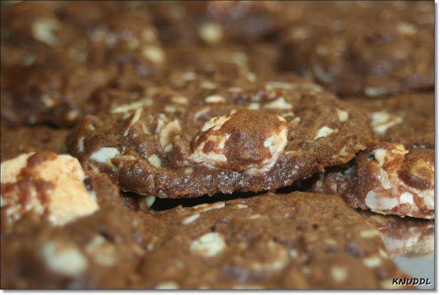 Was cookst Du heute: Laura backt Weihnachtsbrownies - Cookies
