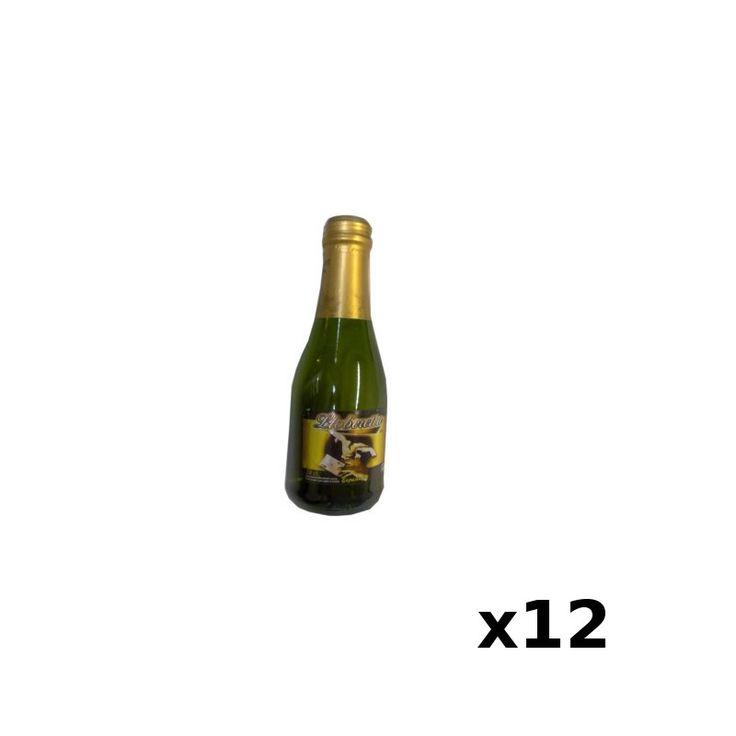 Bestelling Mousserende wijn alcoholvrij Lloberetta Benjamin 20 Cl